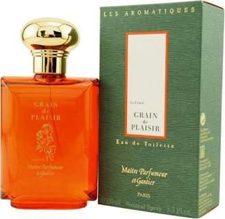 Maitre Parfumeur et Gantier By Grain De Plaisir Edt Spray 3.3 Oz