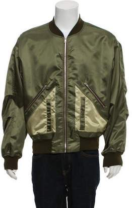 Maison Margiela Nylon Military Bomber Jacket w/ Tags