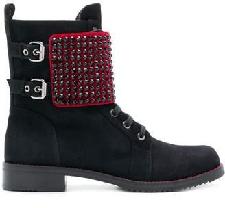 Loriblu studded boots
