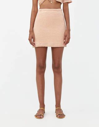 Paloma Wool Bulgaria Skirt in Orange