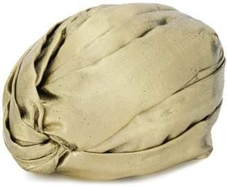 Gucci metallic turban