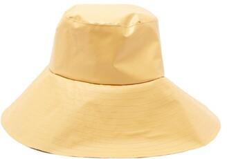 e7c3fdce03491 BEIGE Reinhard Plank Hats - Paz Wide Brim Bucket Hat - Womens