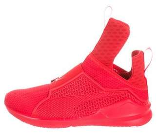 36955974007 FENTY PUMA by Rihanna Trainer High Risk Slip-On Sneakers