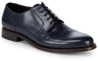 Brioni Goodyear Lace-Up Derby Shoe