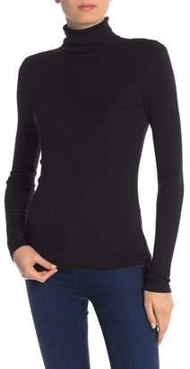 Splendid Ribbed Turtleneck Sweater