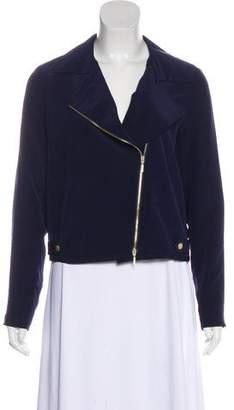 Magaschoni Lightweight Silk Jacket