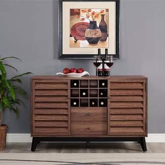 Trent Austin Design Dover Wine Bar Cabinet