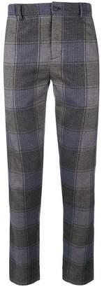 Stephan Schneider tartan trousers