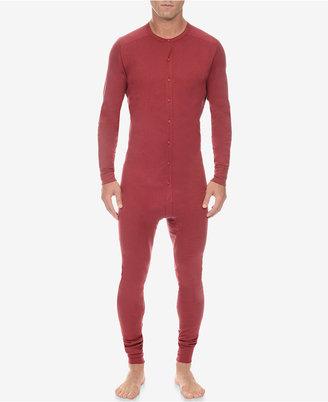 2(x)ist 2(x)ist Men's Tartan-Tape Union Suit $59 thestylecure.com