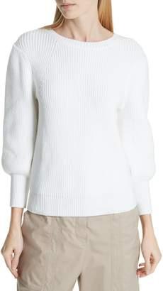 Jason Wu Knit Blouson Sweater