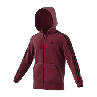 adidas Long Sleeve Hooded Hoodie-Athletic