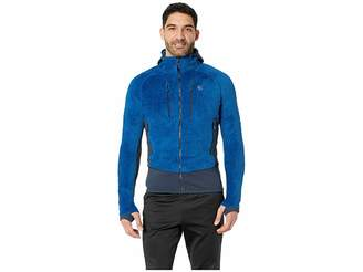 Mountain Hardwear Monkey Mantm Grid II Hooded Jacket