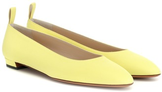 The Row Lady D ballet flats