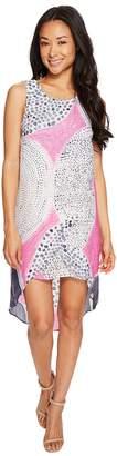 Nic+Zoe Petite Sungrove Nights Dress Women's Dress