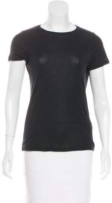 Alice + Olivia Air Collection Crew Neck T-Shirt