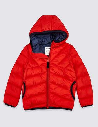 Marks and Spencer Lightweight Padded Coat (3 Months - 7 Years)