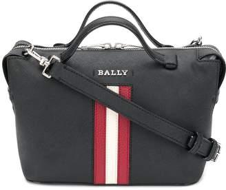 Bally (バリー) - Bally ストライプトリム ショルダーバッグ