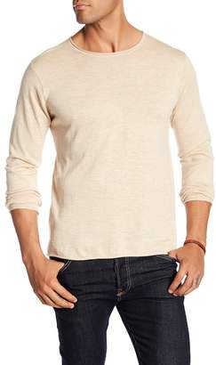 LOFT 604 Crew Neck Long Sleeve Pullover Shirt