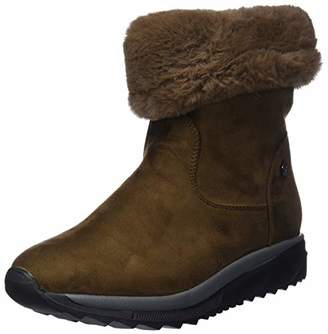 Xti Women's's 48559 Ankle Boots Brown Taupe