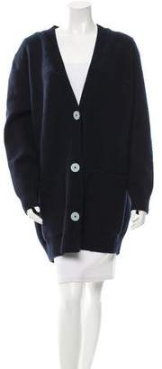 Derek Lam Wool Button-Up Sweater w/ Tags