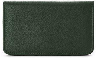 Hudson Buxton Pik-Me-Up Leather Snap Card Case