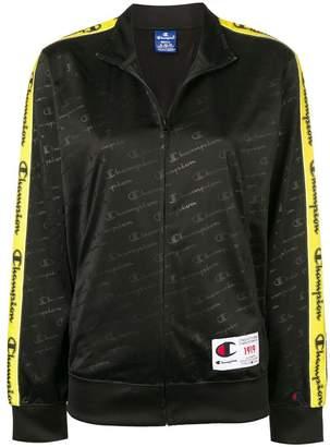 Champion logo track jacket