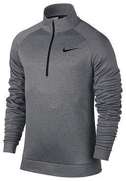Nike Thermal Long-Sleeve 1/4-Zip Top - Big & Tall $55 thestylecure.com