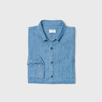 Club Monaco Slim Denim Shirt