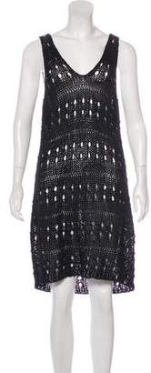 Derek Lam Knit Mini Dress