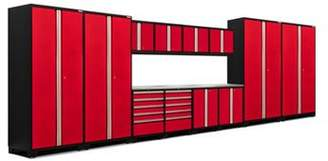 NewAge Products Pro 3.0 II 14 Piece Garage Cabinet System