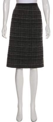 Marc Jacobs Tweed Pencil Skirt w/ Tags