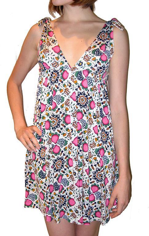 Nieves Lavi Valencia Dress