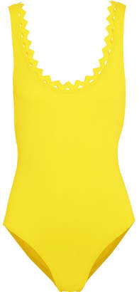 Karla Colletto Reina Swimsuit - Bright yellow
