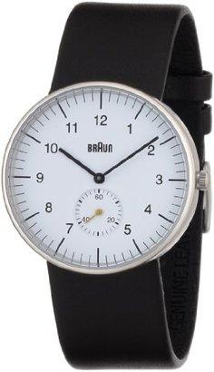 Braun WATCH]ブラウンウォッチ 腕時計 BNH0024WHBKG メンズ 【正規輸入品】