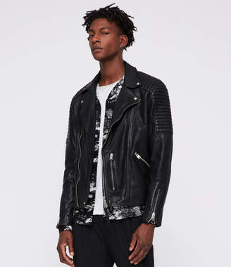 AllSaints Estello Leather Biker Jacket
