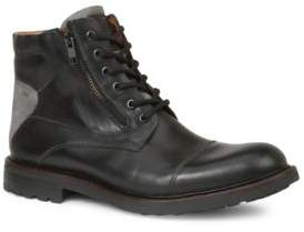 GBX Tomson Cap Toe Leather Boots