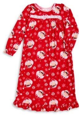 Ame Sleepwear Shelf Elf Nightgown $36 thestylecure.com