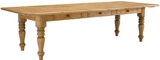 Ralph Lauren Home Hoxton Farmhouse Table - Waxed Pine