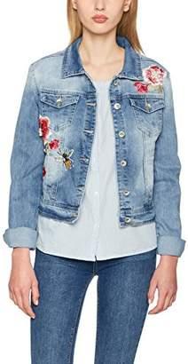 2917a303cc2d Hailys Women s LS C JK Flower Jacket