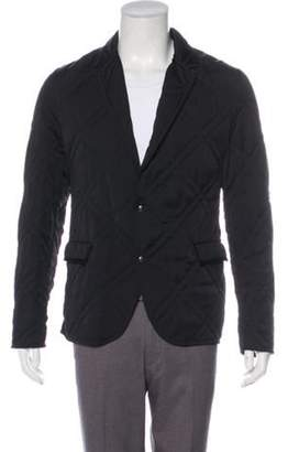 Lanvin Lightweight Quilted Blazer black Lightweight Quilted Blazer
