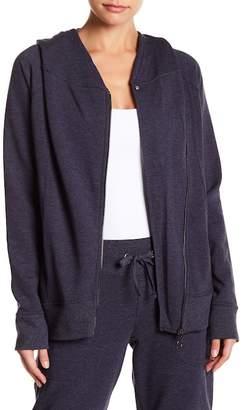 Marika Kaya Asymmetrical Zip Hoodie