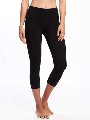 Old Navy High-Rise Yoga Crops for Women
