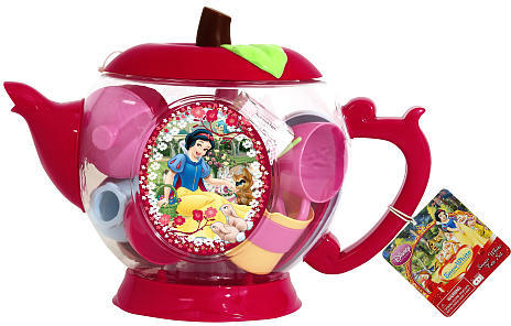 Creative Designs Disney Princess Snow White Tea Set