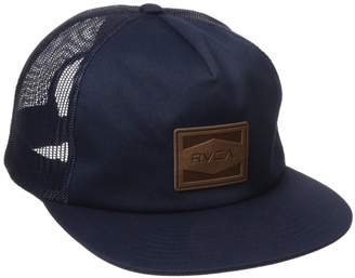 RVCA Young Men's Washburn Trucker Hat Hat