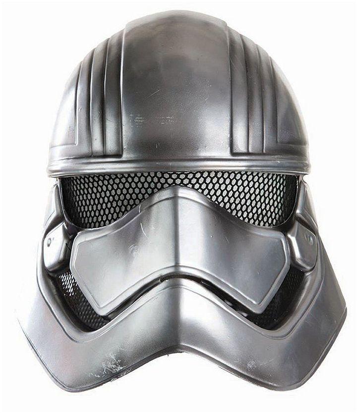 Star Wars: Episode VII The Force Awakens Captain Phasma Kids Costume Half Helmet