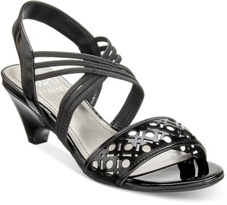 Impo Elora Stretch Dress Sandals $55 thestylecure.com