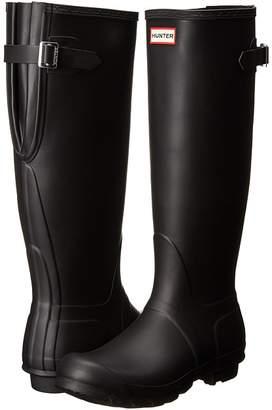 Hunter Back Adjustable Rain Boots Women's Rain Boots