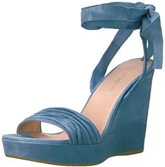 Stuart Weitzman Women's Swiftsong Wedge Sandal
