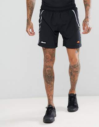 Ellesse Sport Carbobio shorts in black