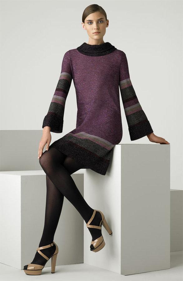 M Missoni Jewel Tone Stripe Dress